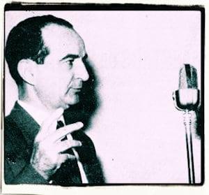 Discurso en Radio América Latina