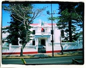 Pacto de Embajada de México