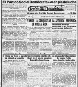 Partido Social Demócrata