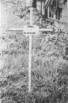 Tumba del General Tijerino