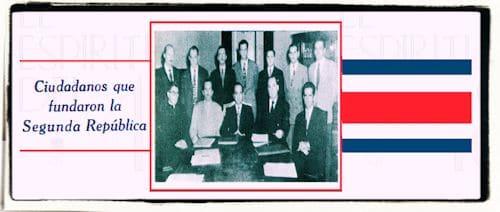 Junta Fundadora de la Segunda República