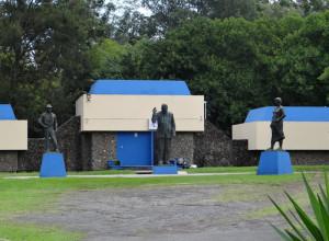 Monumento de Otilio Ulate Blanco en La Sabana