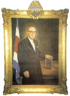 Francisco José Orlich Bolmarcich