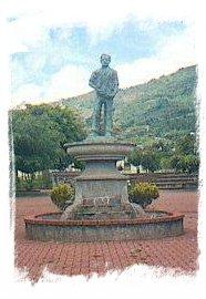Estatua de Ernesto Zumbado Ureña