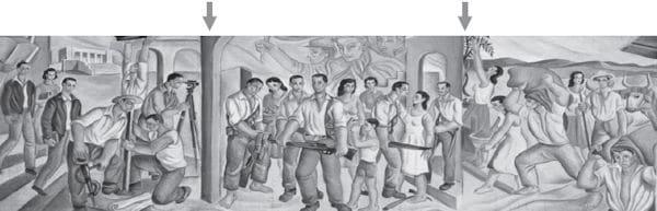 Mural La Segunda República