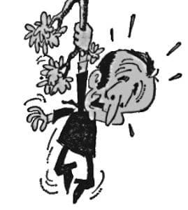 Caricatura don Pepe