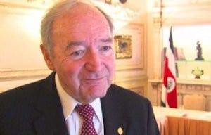 Discurso 65 aniversario Abolición del Ejército embajador en Italia