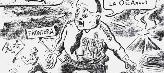 Nicaragua y la invasión de 1955 en los discursos de la prensa costarricense