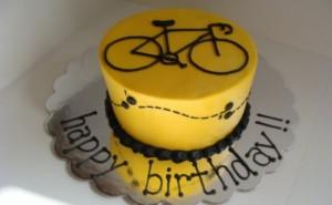 0402 Torta bicicletta