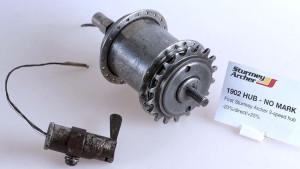 0416 Sturmey Archer 3 Speed hub 1902 01