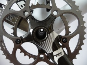1132 Revisione guarnitura Sram Force 48