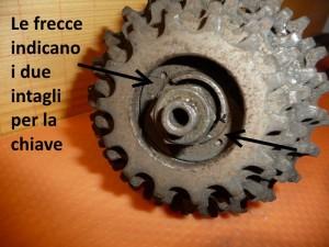 1477 Rimozione pacco pignoni 19