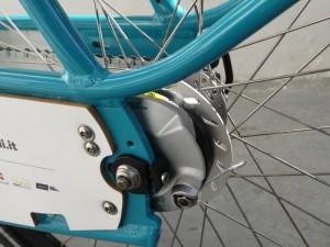 2270 Bike sharing a Napoli 12