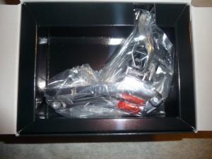 1004 Deragliatore Shimano Dura Ace 9000 in scatola