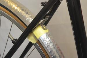 5640 Montiamo la bici parafanghi portapacchi Surly Cross Check 152