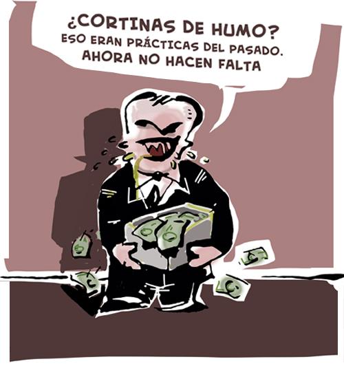 EL ESTAFADOR  EL ESTAFADOR 179 CORTINAS DE HUMO