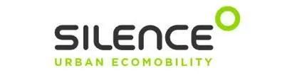 Logo moto eléctrica Silence