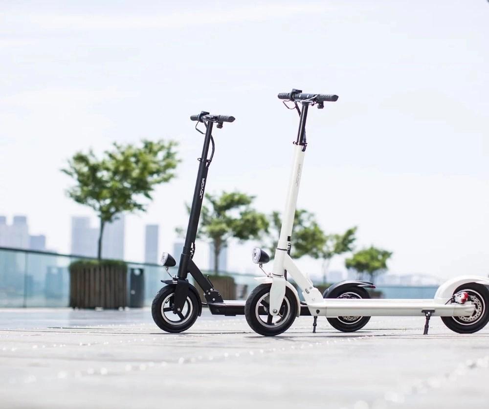 patinetes eléctricos Joyor