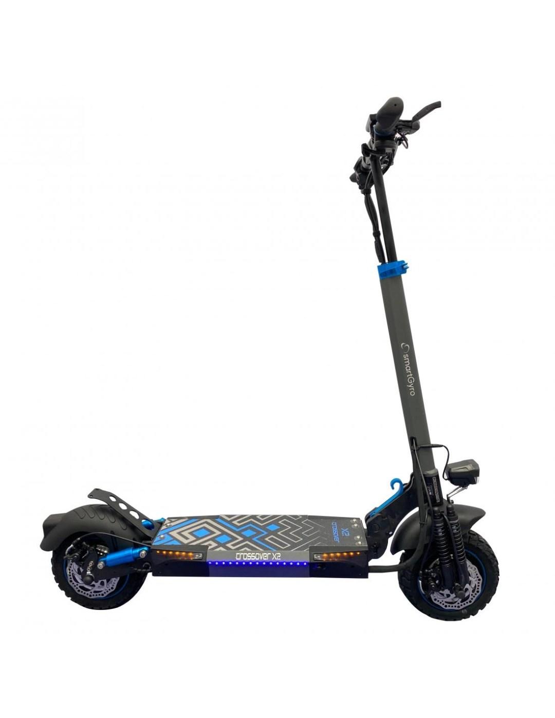 patinete electrico Smartgyro Crossover foto 4