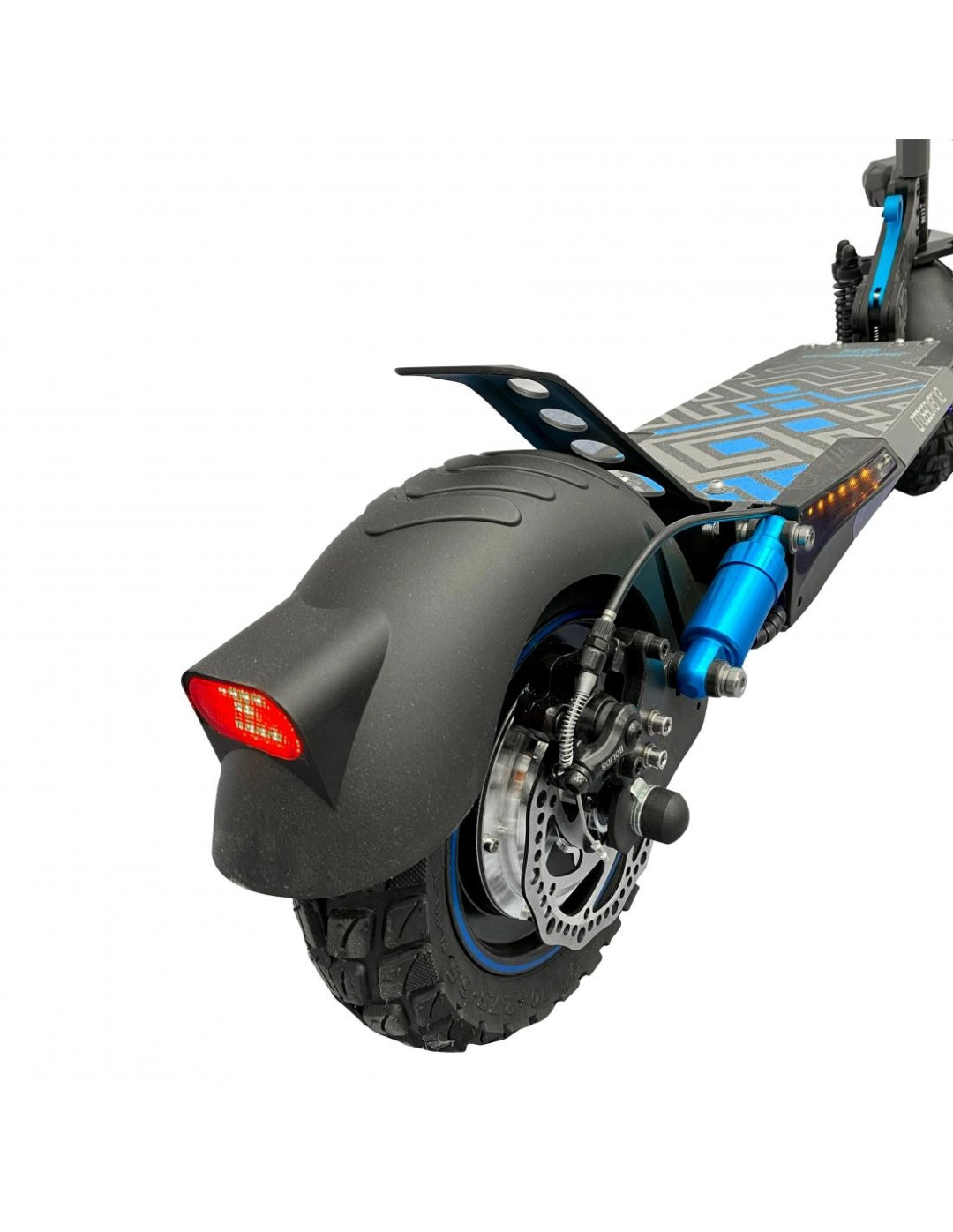 patinete electrico Smartgyro Crossover rueda