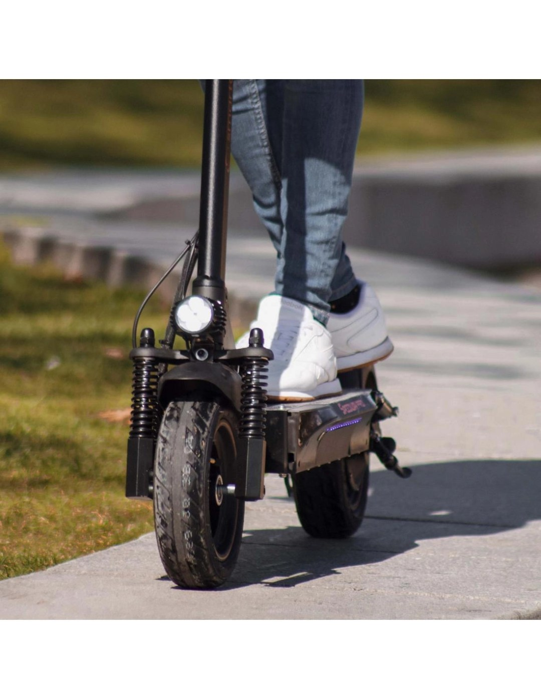 patinete electrico Smartgyro Tockway Pro foto 7