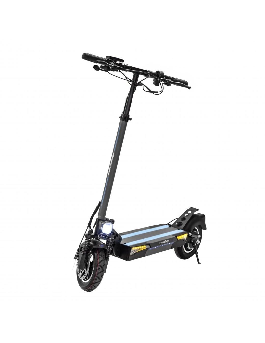 Patinete eléctrico smartgyro speedway v20 4