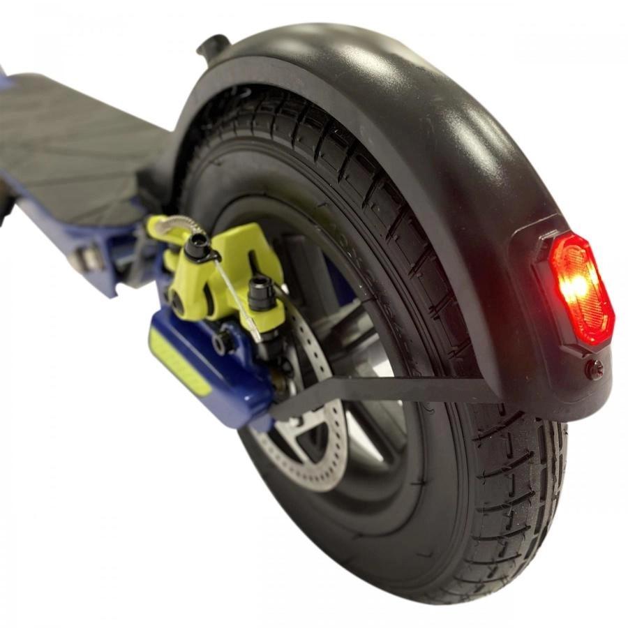 Patinete Electrico SmartGyro Ziro rueda trasera