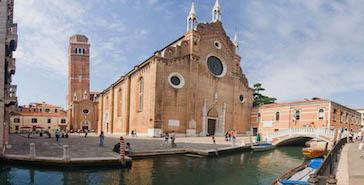 Basilica S.Maria Gloriosa dei Frari
