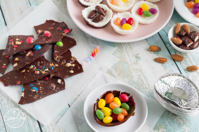 Húsvéti csokis édességek (2)