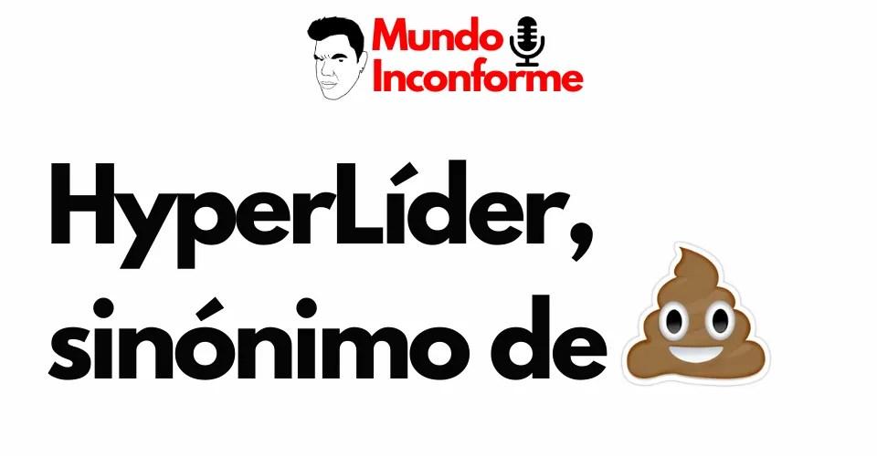 hyperlíder, mierda en venezuela el eterno inconforme