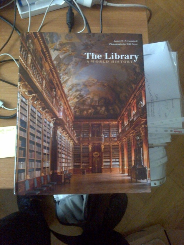 The Library. A World History