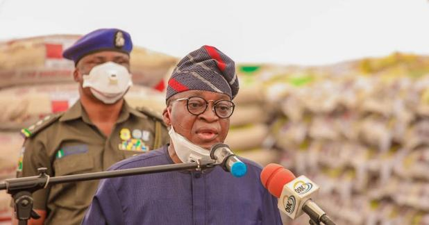 Image result for Gov Oyetola Orders Osun LG Chairmen, Councilors To Vacate Offices