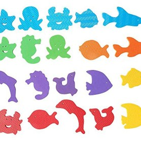 Sea Animal Bath Set