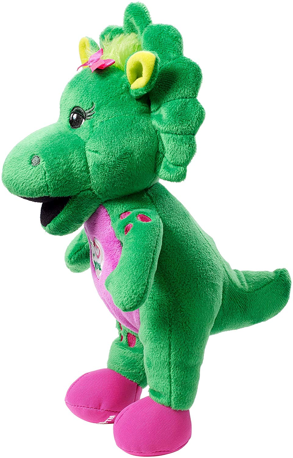 Baby Bop Plush - Fisher-Price Barney, I Love You