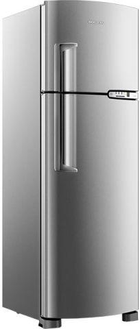 Medidas da Geladeira Brastemp 378 litros Frost Free Duplex - BRM42