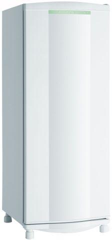 Medidas da Geladeira Consul 261 lts Degelo Seco Uma Porta Branco - CRA30.