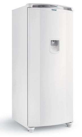 Como ajustar a temperatura da geladeira Consul - CRG36
