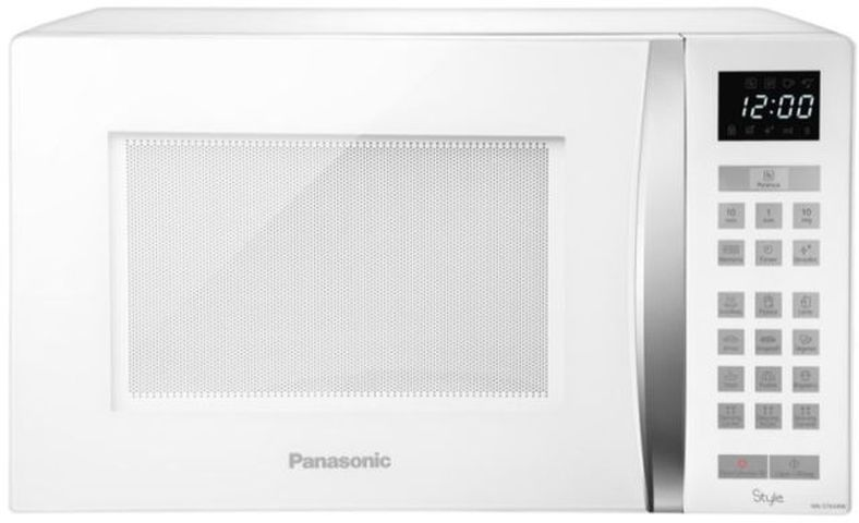 Como ajustar o relógio do micro-ondas Panasonic - ST654
