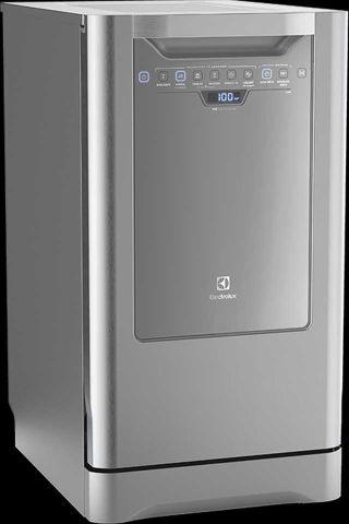 Lava-louças Electrolux Inox 10 Serviços LI10X