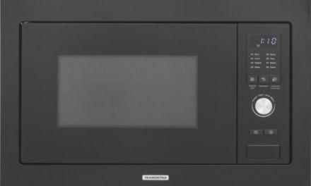 Microondas Tramontina 25L de Embutir com Grill Glass 60 – conheça o modelo em detalhes