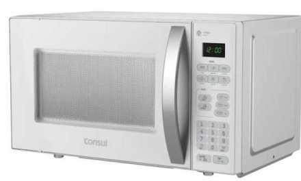 Como ajustar a potência do microondas Consul 20 litros Branco CMA20