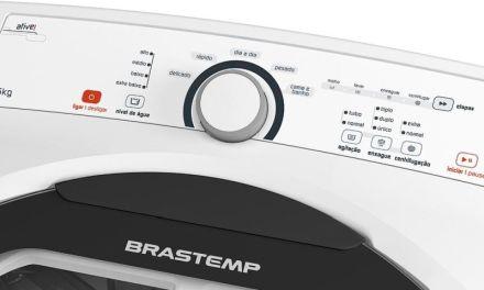 Como limpar a lavadora de roupas Brastemp 11 Kg – BWG11 – BWG12