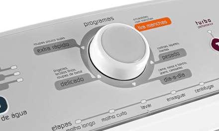 Como limpar a lavadora de roupas Brastemp Ative! 9 Kg – BWL09