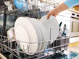 Como colocar os utensílios na lava louça - Finish
