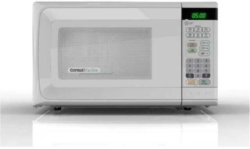 Como ajustar a potência do Microondas Consul 20 litros CMS26