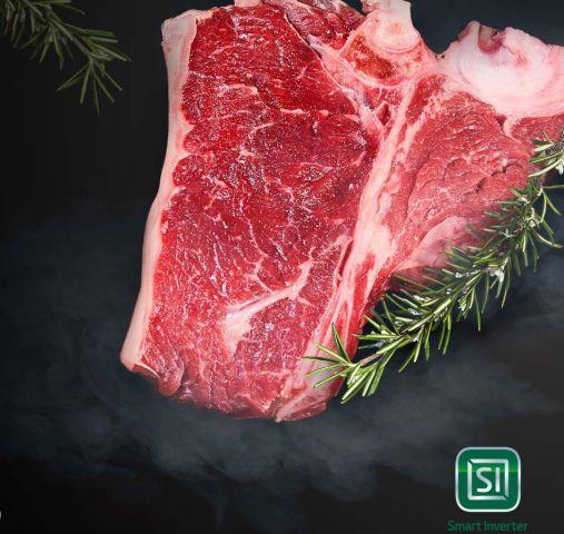 Saiba utilizar o seu microondas - Cozinhar carne