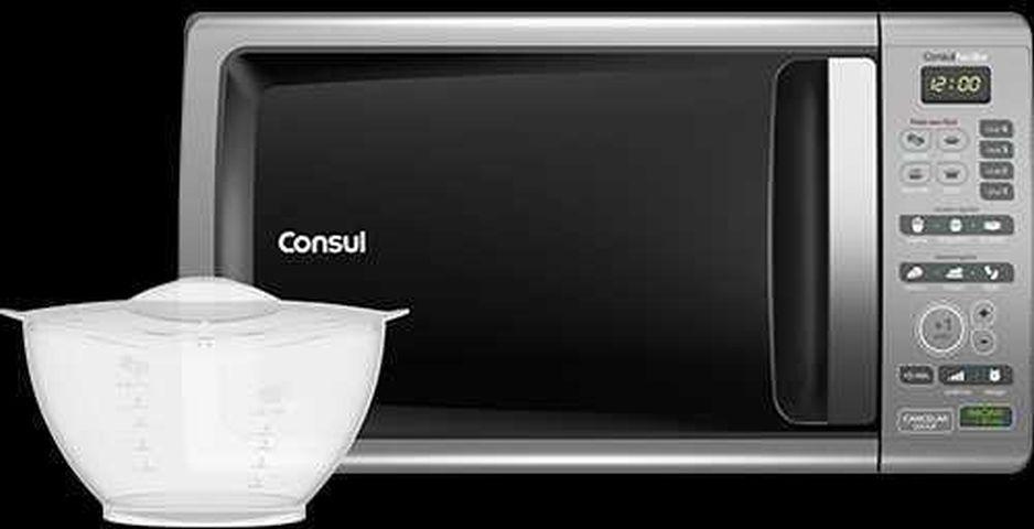 Como ajustar a potência do Microondas Consul 20 litros CMD20