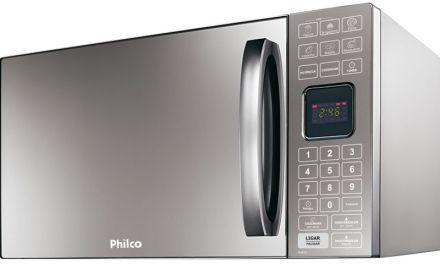 Medidas do Microondas Philco 25 litros Vermelhor – PME25