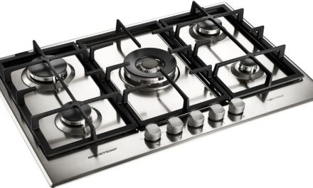 Medidas do Cooktop Brastemp Gourmand 5 bocas Inox – BDK75
