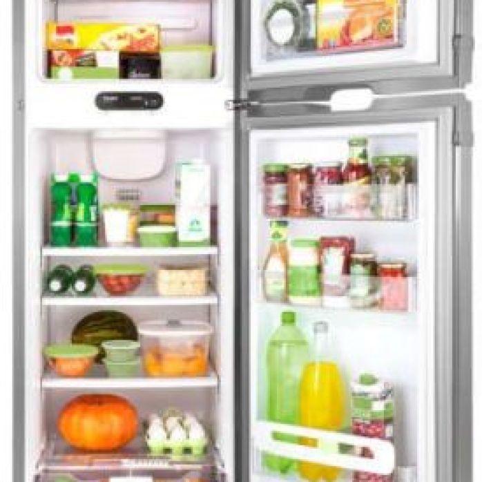 Como ajustar a temperatura da geladeira Consul - CRM35
